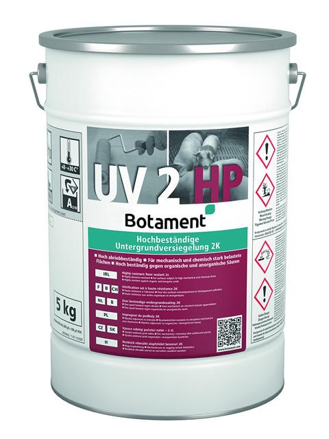 BOTAMENT® UV 2 HP