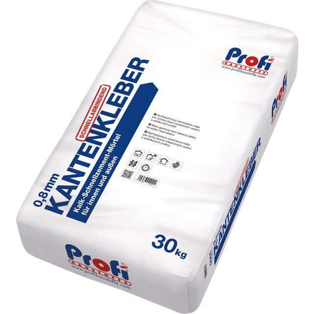 PROFI KANTENKLEBER 0,8 MM