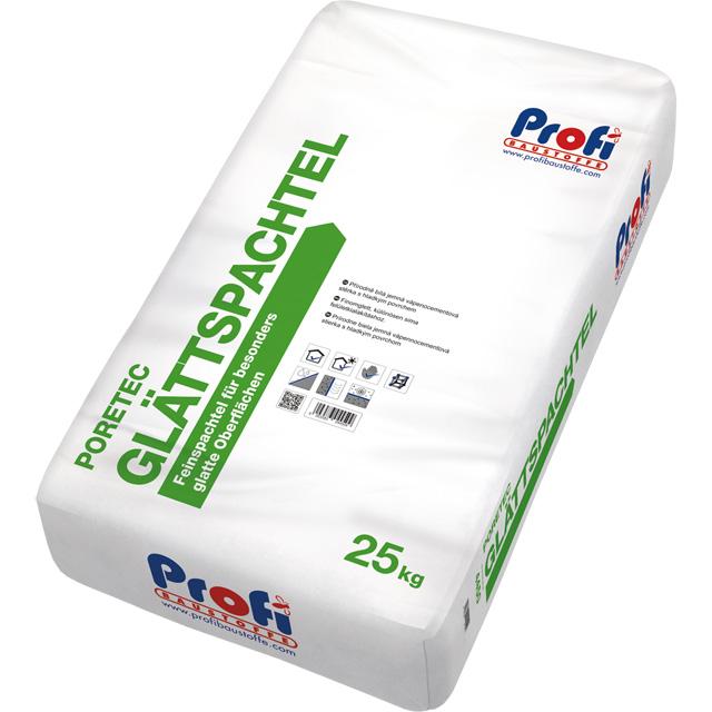 PROFI Poretec Glättspachtel