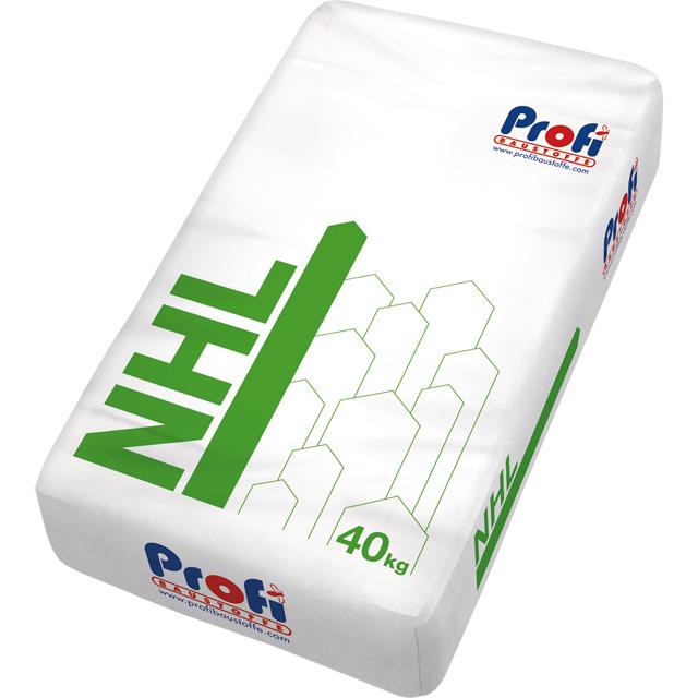 PROFI Poretec NHL Stopf-, Ausgleichs- und Mauermörtel 4 mm