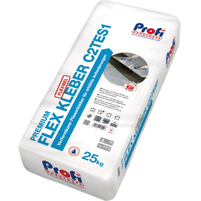 PROFI Premium FLEX Kleber C2TES1
