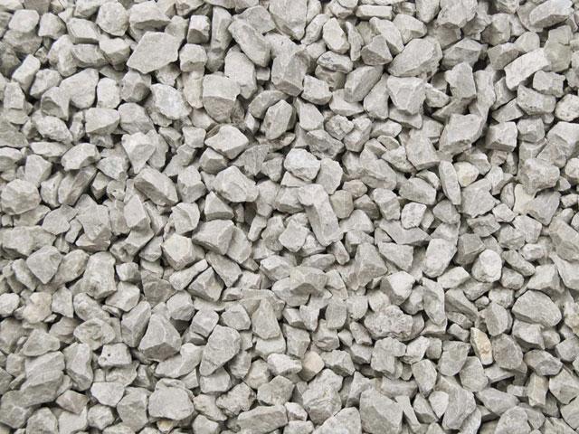 Marmorsplitt, Silber-Grau