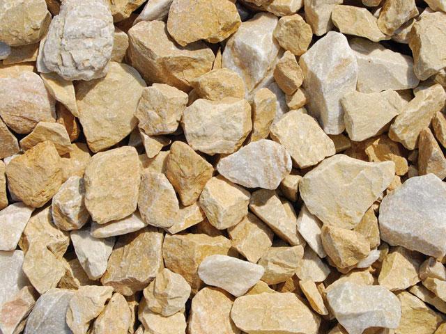 Marmorbruch, Gold-Ocker