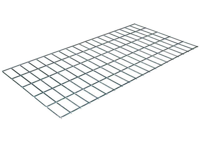 Gabionen-Matte mit Spiralnaht, Maschenweite 5 x 10 cm