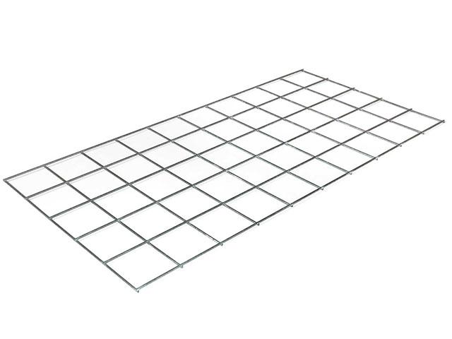 Gabionen-Matte mit Spiralnaht, Maschenweite 10 x 10 cm