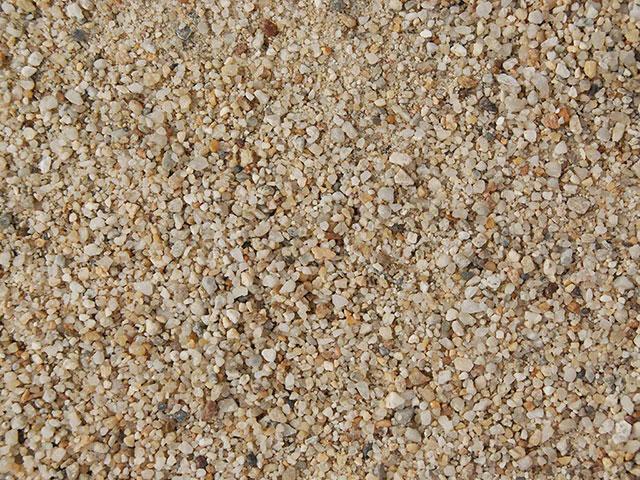 Rasensand (Quarzsand), Beige