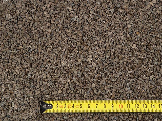 Basalt-Streusplitt, Anthrazit