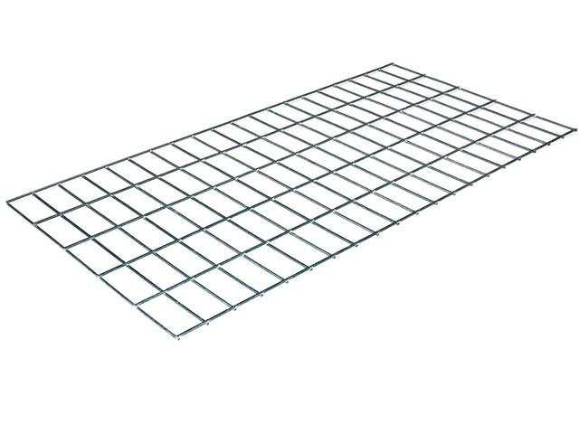 Zaun-Gabionen-Matte, Maschenweite 5x10 cm