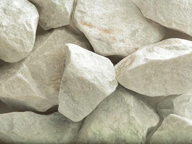 Marmorbruch, Carrara-Weiß