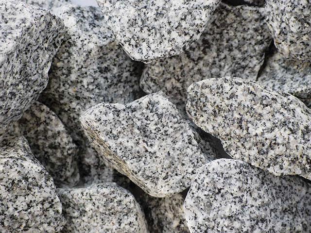 Granitbruch, Salz & Pfeffer