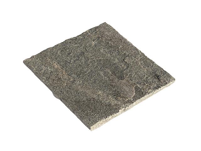 Quarzit-Trittplatte, Grau-Grün