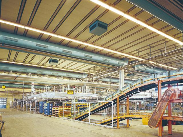 Industrie: Industriebatts
