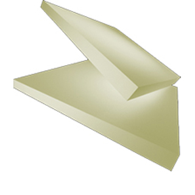 swisspor PIR unkaschierte Gefälleplatten