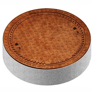 aet schachtabdeckung lw 610 deckel aus gusseisen und beton baustoff. Black Bedroom Furniture Sets. Home Design Ideas