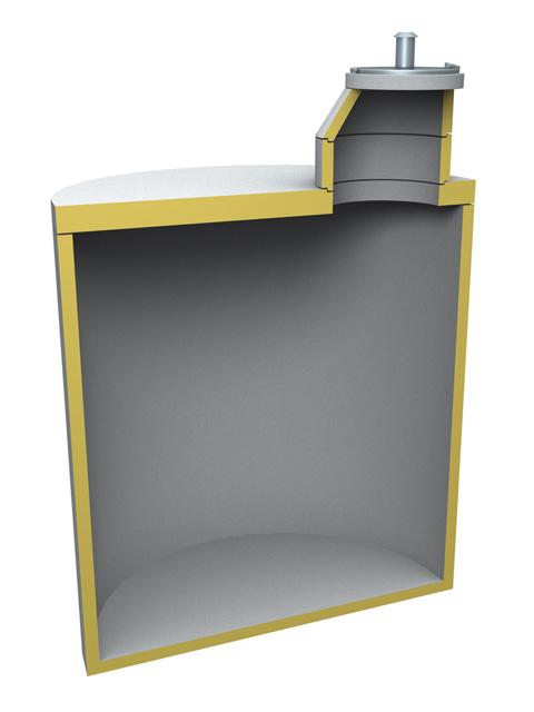 TWS ohne Trockenkammer