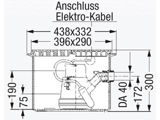 Schmutzwasserhebeanlage Minilift