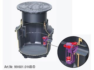 ÖL-/Benzinabscheider NS 1,5