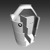 BCMK Mehrkammeranlage - Set