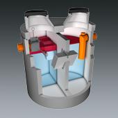 PETRO CLEAN PCM-VFSS Verkehrsflächensicherungsschacht