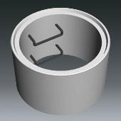 Ringprogramm DN 800 NORD - Ring Poly-Bügel