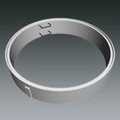 Ringprogramm DN2500 NORD - Ring Poly-Bügel