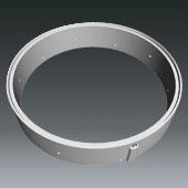 Ringprogramm DN2500 NORD - Ring gelocht