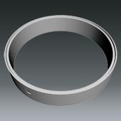 Ringprogramm DN2500 WEST - Ring