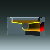Ausprägungen für Schachtbodenteile 800x1200 - Ausprägung für Muffenschrägstellung