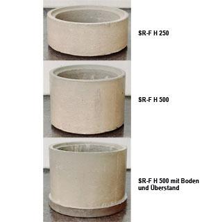 Schachtringe mit Falz DN 600, WS 70