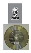 Artikelbild FLX-Atlas Diam.segm. Beton
