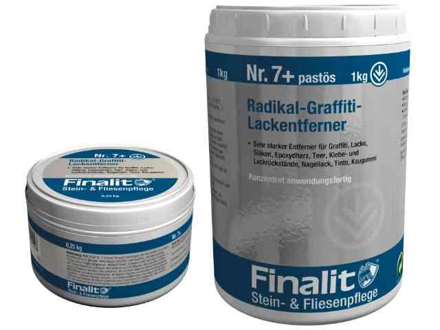 Artikelbild FIN 7+ Radikal-Graffiti