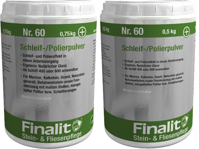 Nr. 60 Schleif- / Polierpulver