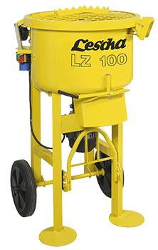 Tellerzwangsmischer LZ 100
