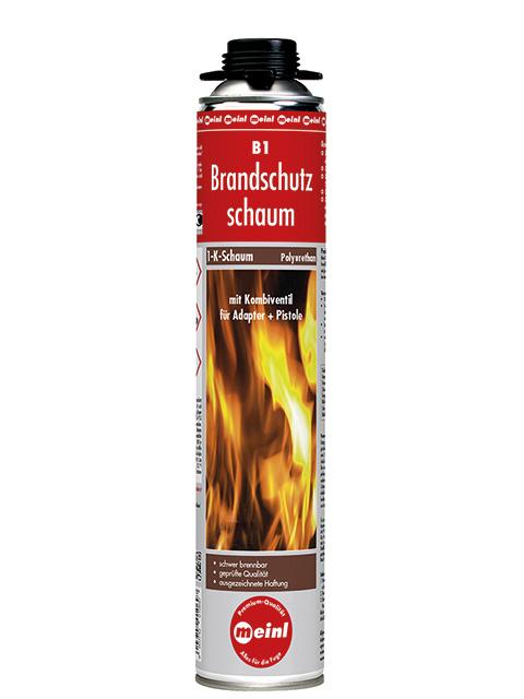 Artikelbild MEI B1 Brandschutzschaum 750ml