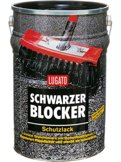 Artikelbild LUG Schwarzer Blocker 10Ltr.