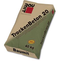Artikelbild BAUMIT TrockenBeton 20 40kg