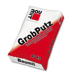 Artikelbild BAUMIT GrobPutz  4mm Sack zu