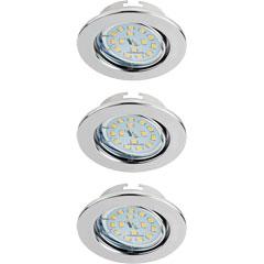 Gut bekannt hagebau CASAYA LED-Einbauleuchten-Set - Baustoffkataloge TQ01