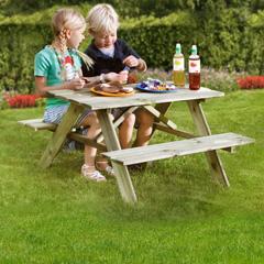 Mr. Gardener Kinderpicknicktisch