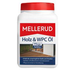 Mellerud Holz & WPC Öl Pflege farblos