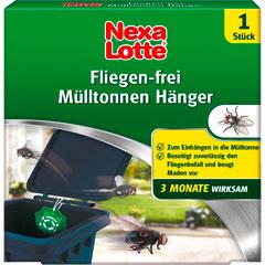 Nexa Lotte Fliegen-frei Mülltonnenhänger