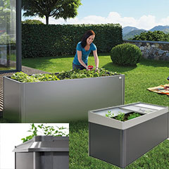 Hagebau Mr Gardener Krauterspirale Arezzo Baustoffkataloge