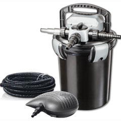 Mr. Gardener Teichdruckfilter-Komplettset TDF 4100/2