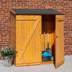 hagebau mr gardener allzweckunterstand baustoffkataloge. Black Bedroom Furniture Sets. Home Design Ideas