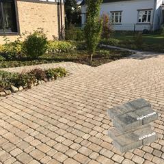 hagebau mr. gardener gartenmauer-system - baustoffkataloge, Gartenarbeit ideen