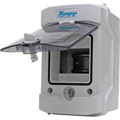 KOPP Aufputz-Feuchtraum-Verteilerkasten