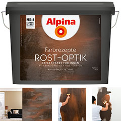 ALPINA Rost-Optik Komplettset