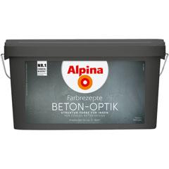 ALPINA Beton-Optik Komplettset