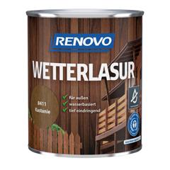 RENOVO Wetterlasur