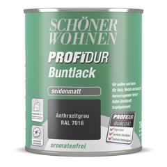 SCHÖNER WOHNEN ProfiDur Buntlack seidenmatt
